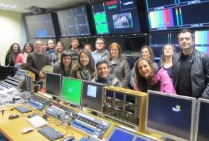 foto visita tv3 abril 2013